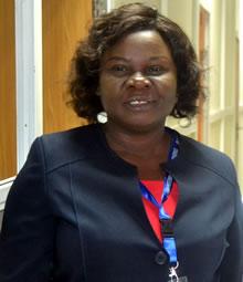 Gloria C Egwuenu (Mrs)
